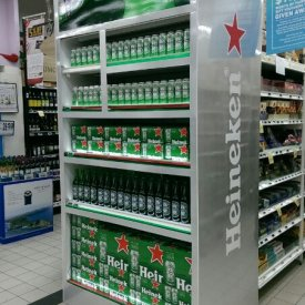 POS Display Heineken 02