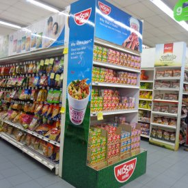 POS Display Nissin 04
