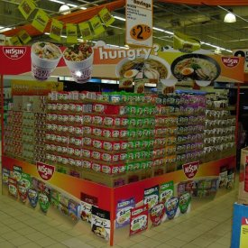 POS Display Nissin 02