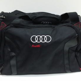 Fabric Printable Audi Bag