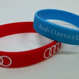 Ready-Made Audi Wrist Band