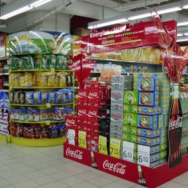 POS Display Coca Cola 04