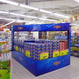 POS Display Tiger 01