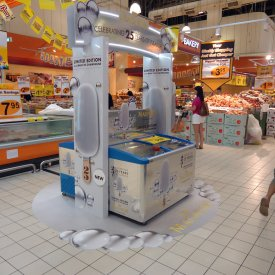 POS Display Magnum 04
