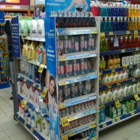 POS Display Rexona 02