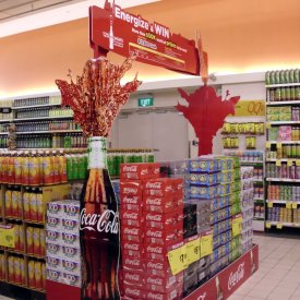POS Display Coca Cola 03