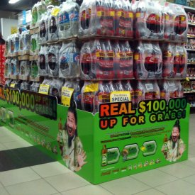 POS Display Heaven & Earth 03