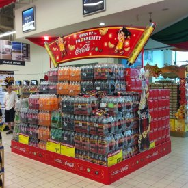 POS Display Coca Cola 02