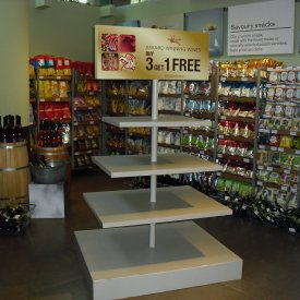 POS Display M&S 01