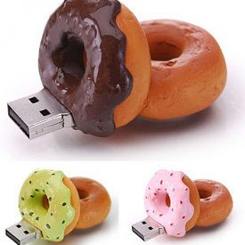Tech Donut Flash Drive