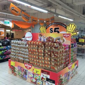POS Display Nissin 01