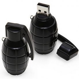 Tech Grenade USB Flash Drives