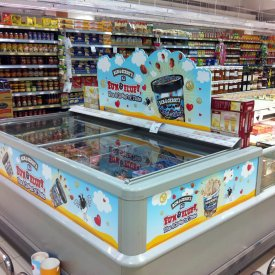 POS Display Ben & Jerry 02