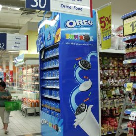POS Display Oreo 01