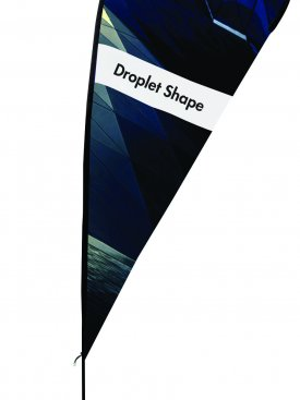 Display Stand Flying Banner 01