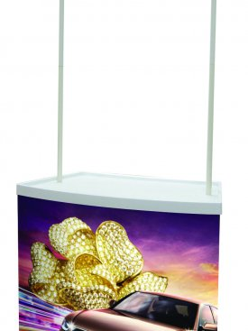 Display Stand Promotion Counter 02