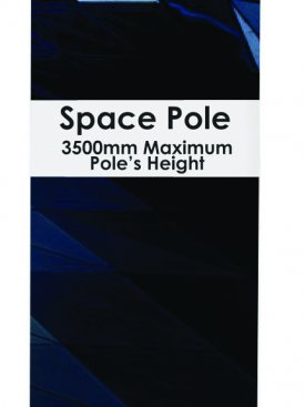 Display Stand Space Pole 01