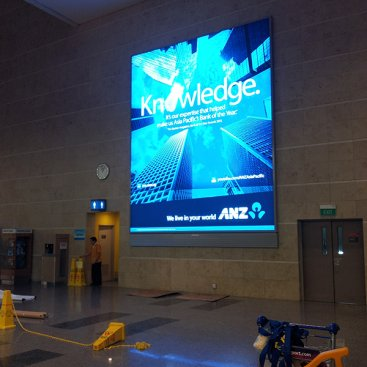 Large Format Outdoor Media : ANZ