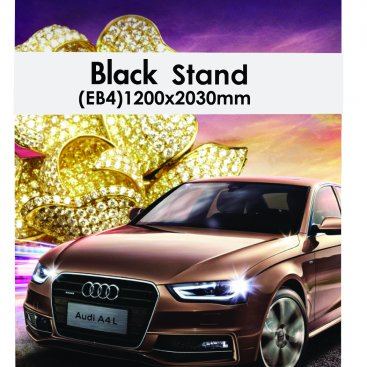 Display Stand Roll Up Banner 01