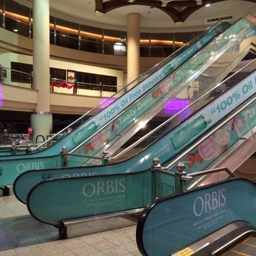 Large Format Product Advert : Orbis