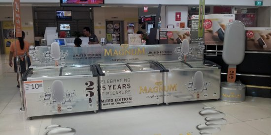 POS Display Magnum 05