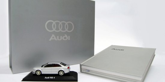 Tech Gizmo Audi Gift Box