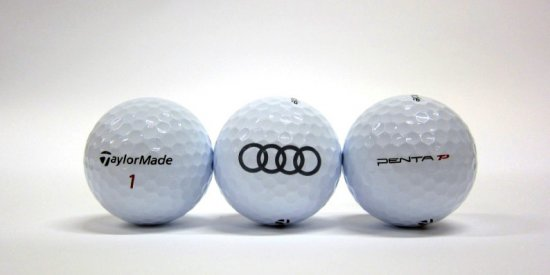 Ready-Made Golf ball