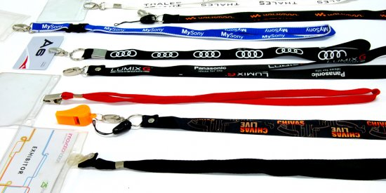 Ready-Made Lanyards
