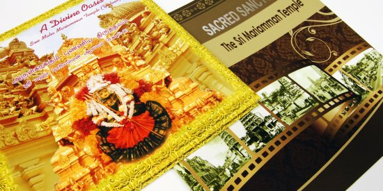 Magazine : Sri Mariamman Temple